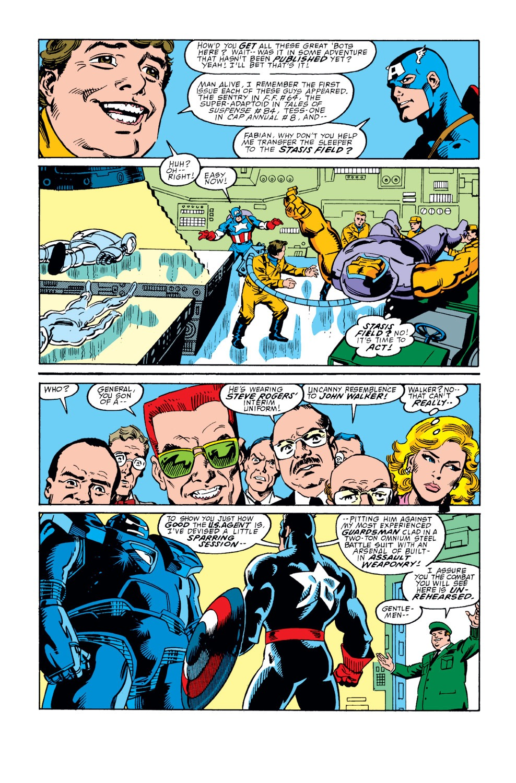 Captain America (1968) Issue #354 #286 - English 13