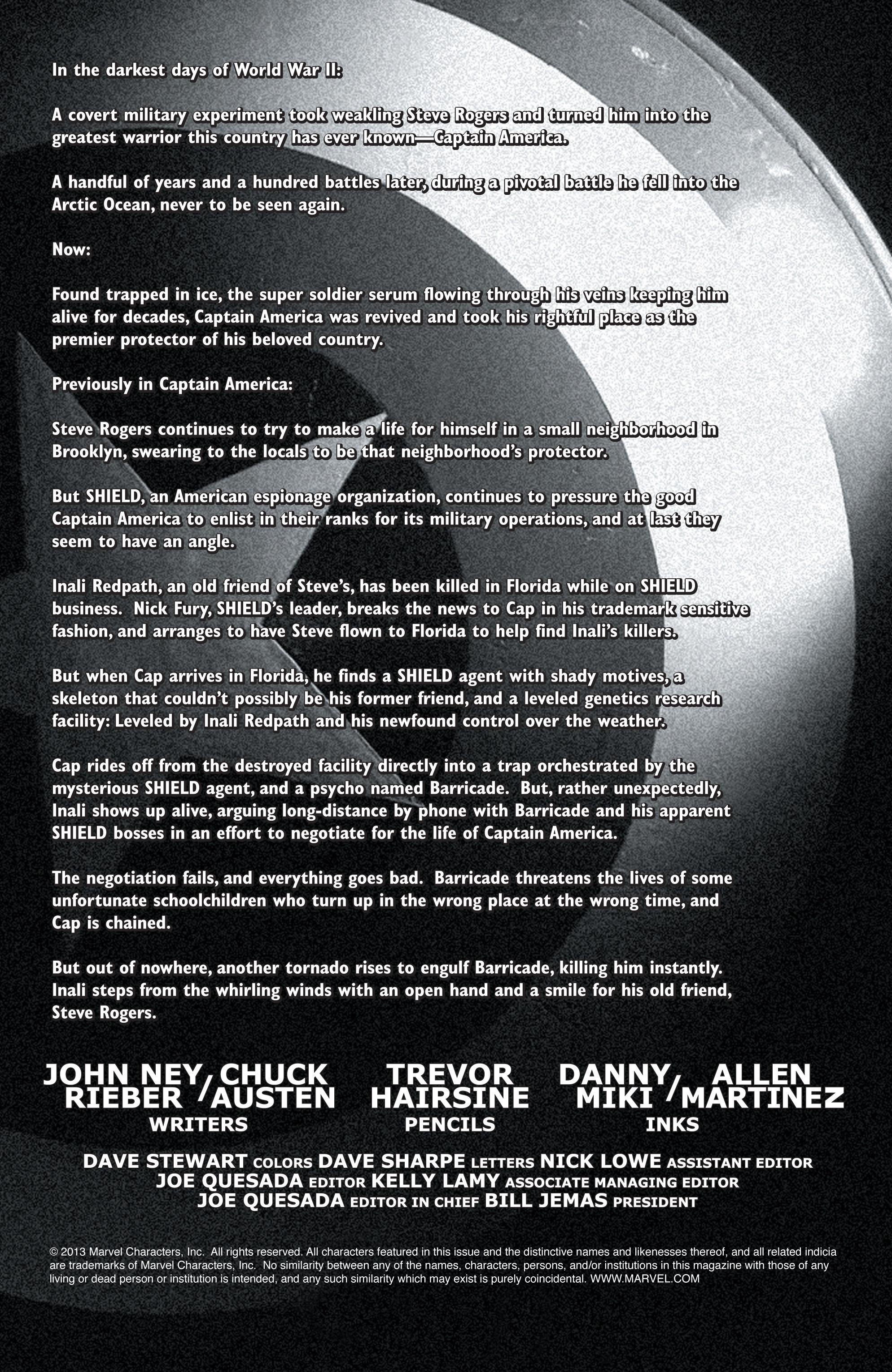 Captain America (2002) Issue #9 #10 - English 2