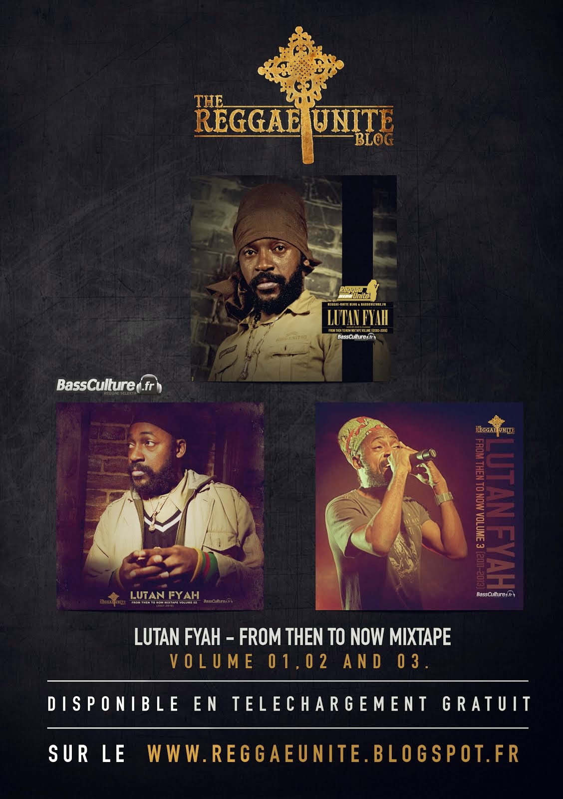 Lutan Fyah-From Then To Now Mixtapes