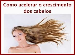 Como acelerar o crescimento dos cabelos com receitas caseiras
