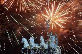 nouvel an à Berlin, nouvel an Berlin,