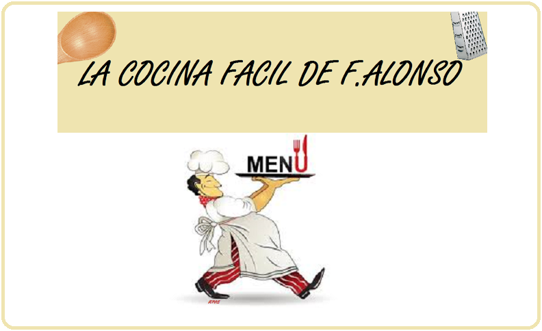 RECETARIO FACEBOOK