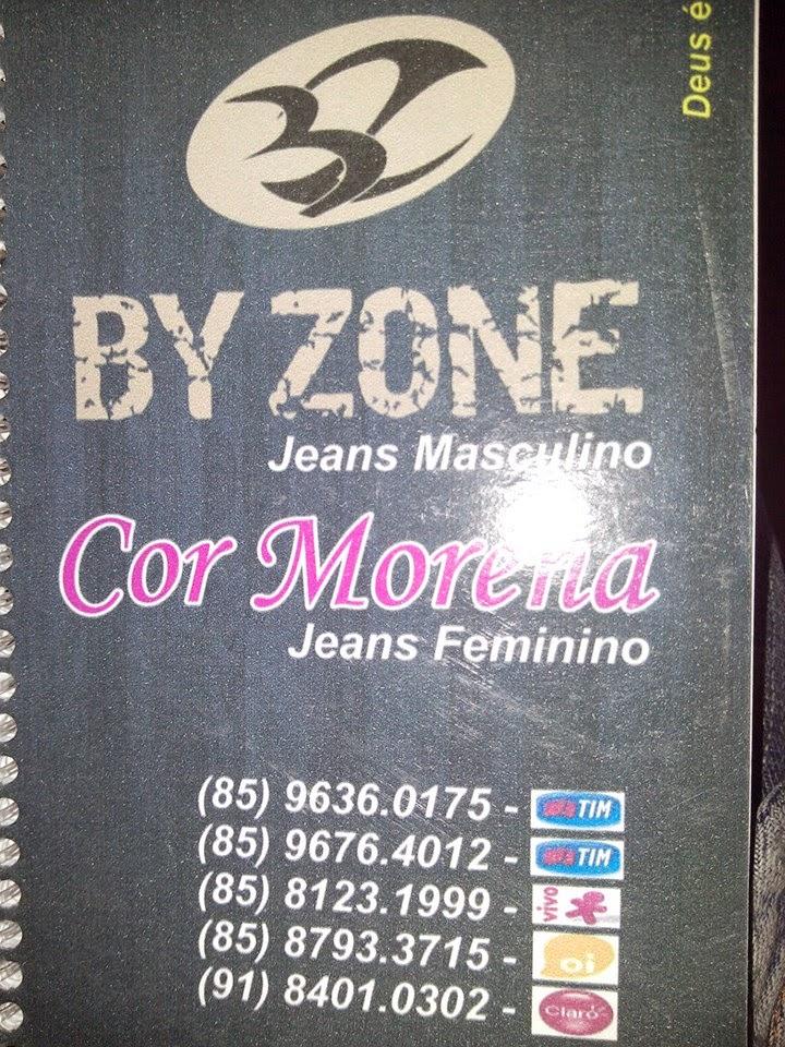BY ZONE JEANS MASCULINO E COR MORENA