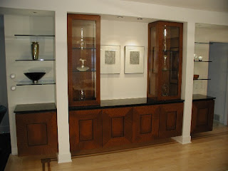 Dining Room Cabinets Photo