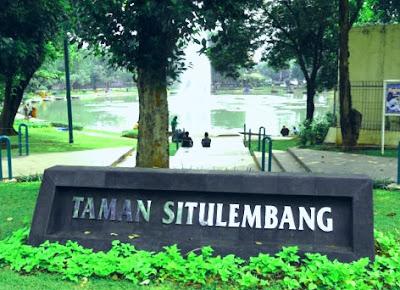 Taman SituLembang Jakarta
