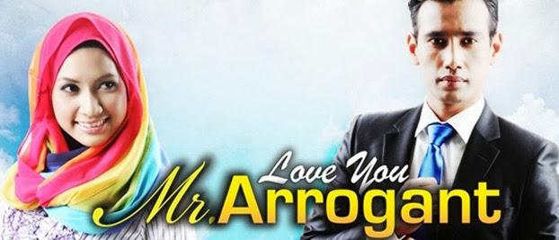 Zara Zya dikenali ramai dalam cerita Love You Mr Arrogant, Zara Zya, Love You Mr Arrogant,