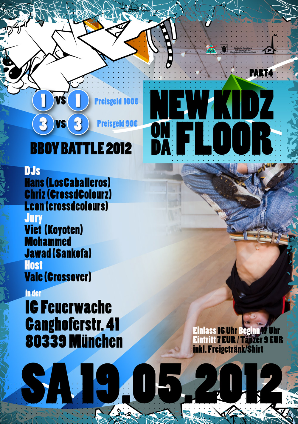 kiobo kids on boards der blog new kidz from the block breakdance f r kinder und jugendliche. Black Bedroom Furniture Sets. Home Design Ideas