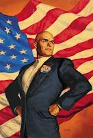 Vote Lex para presidente