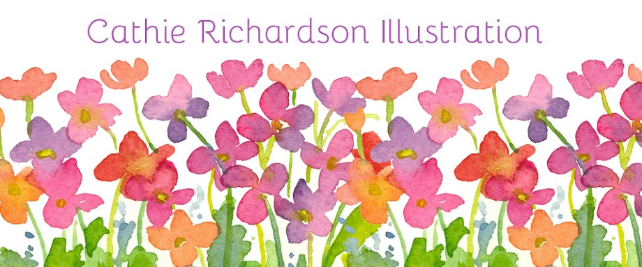 Cathie Richardson Illustration
