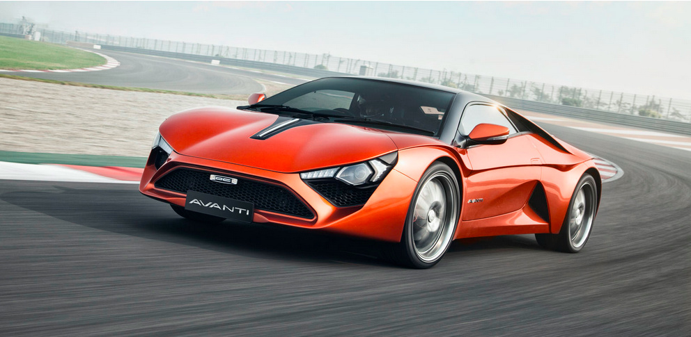 Top Luxury Cars In India The Indian Supercar Dc Avanti Coming