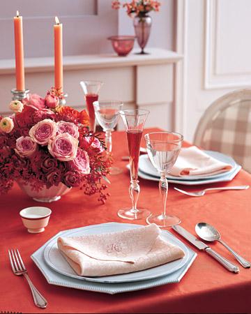 Organizaci n de eventos ideas para decorar tu mesa ste - Table amoureux ...