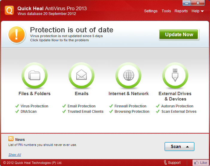 q heal antivirus free download