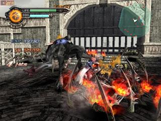 Chaos Legion game