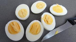بيض محشي على الطريقة الهندية