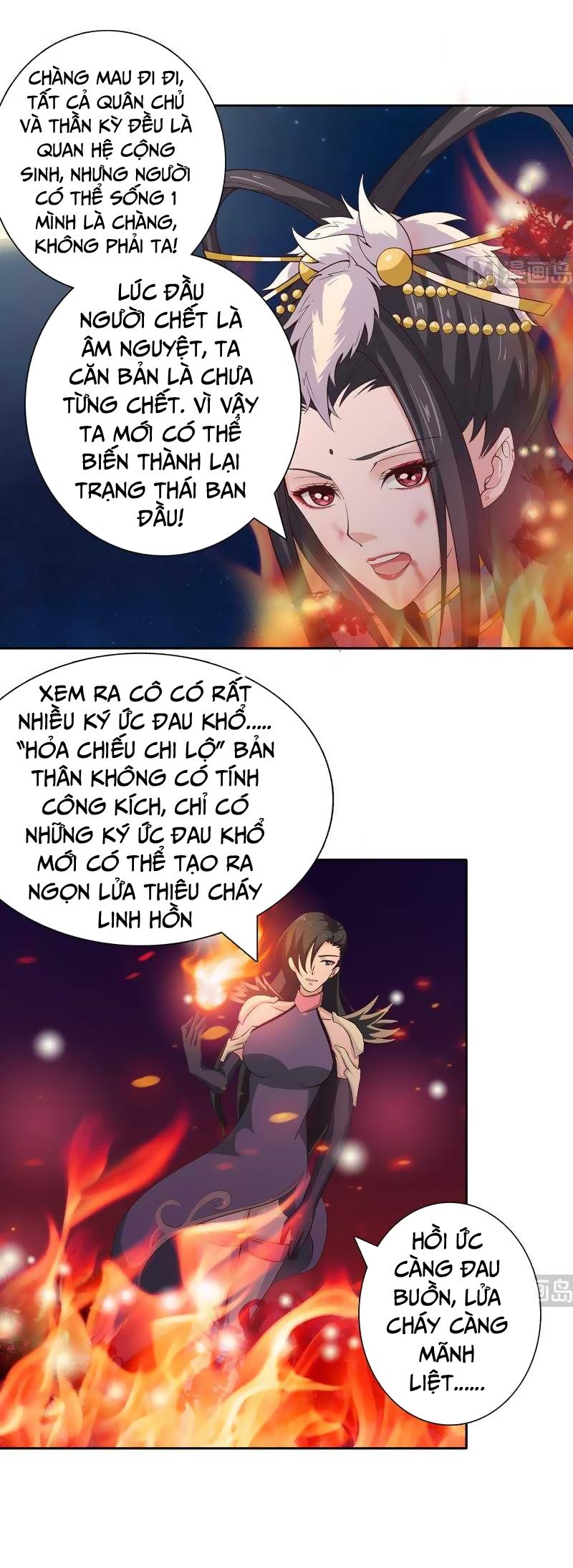 Luôn Có Thần Tiên Muốn Hãm Hại Ta - Chap 44