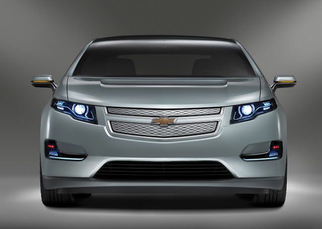chevrolet chevy volt electric car