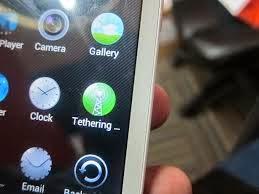 opsi tethring pada lenovo ber os ics www.imron22.com