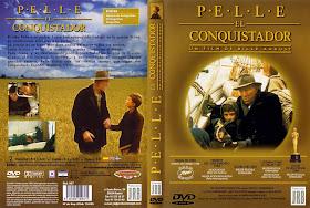 Cover, dvd, carátula: Pelle el conquistador | 1987 | Pelle erobreren