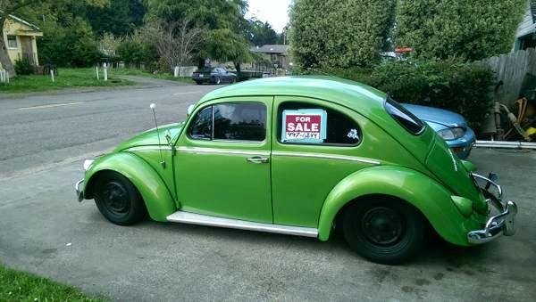 1961 Volkswagen Beetle - Pictures - CarGurus