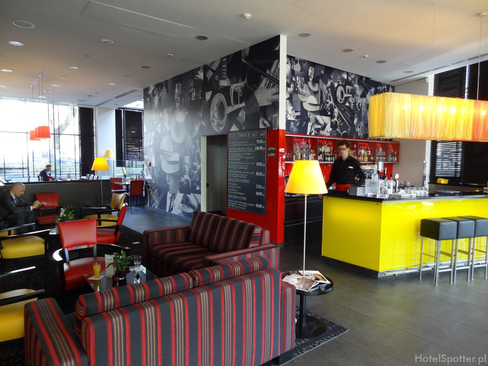angelo Hotel Katowice - jazz bar