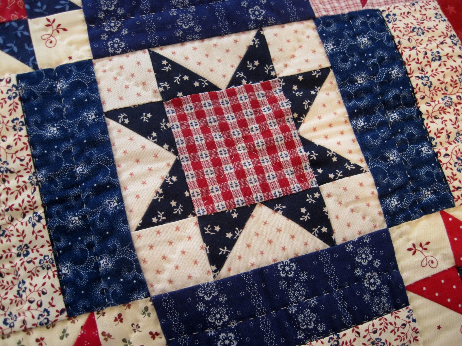 Patriotic Quilt Patterns For Free : A Sentimental Quilter: June 2013