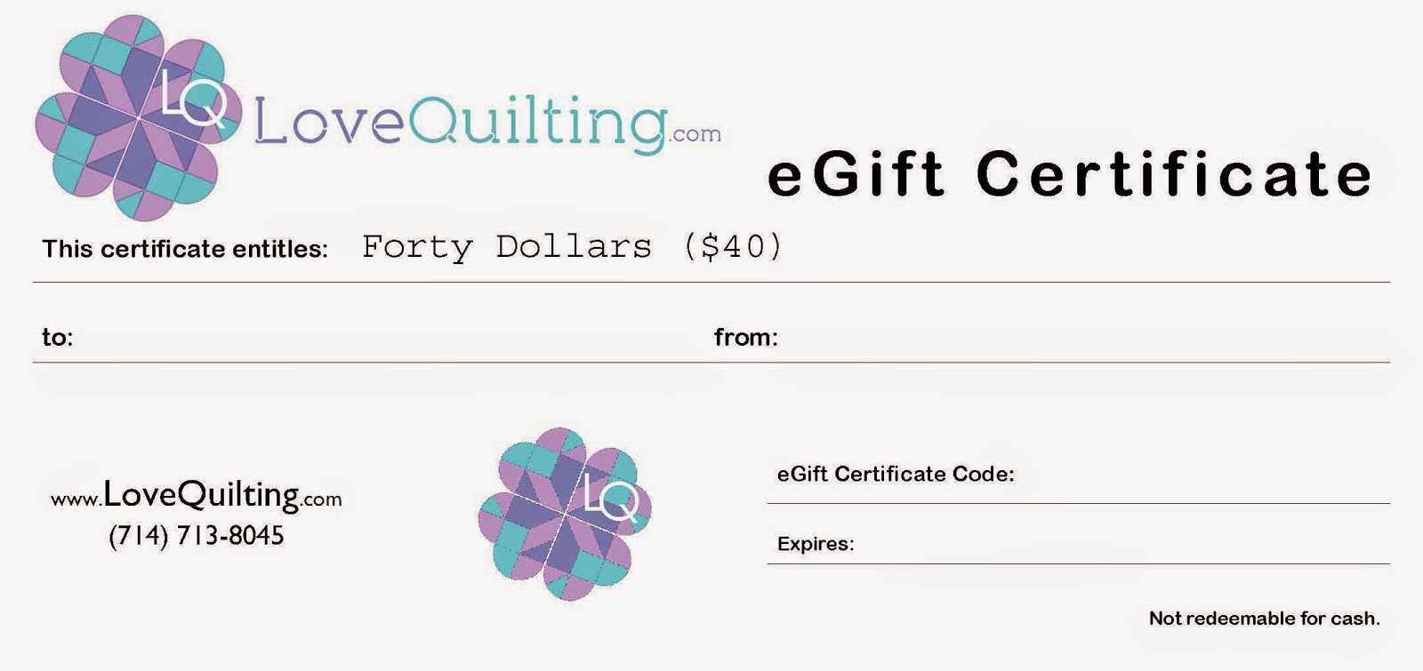http://www.lovequilting.com/shop/accessories/40-egift-certificate/