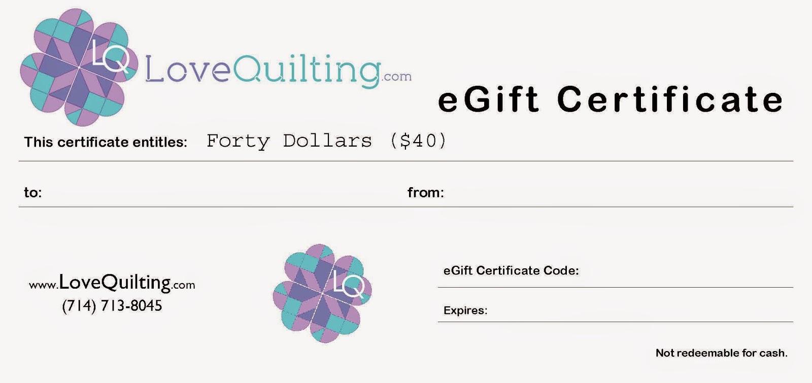 http://www.lovequilting.com/shop/accessories/40-egift-certificate/