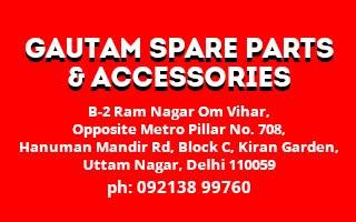 Gautam Spare Parts