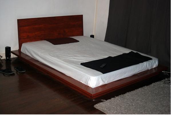 Narra bed design philippines home decoration live for Door design narra