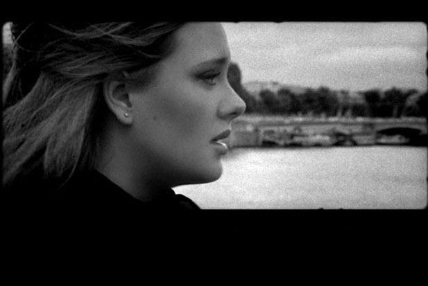 Adele Someone Like You Clipe