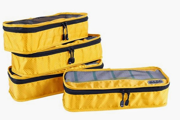 The Dot & Dot Slim Packing Cubes
