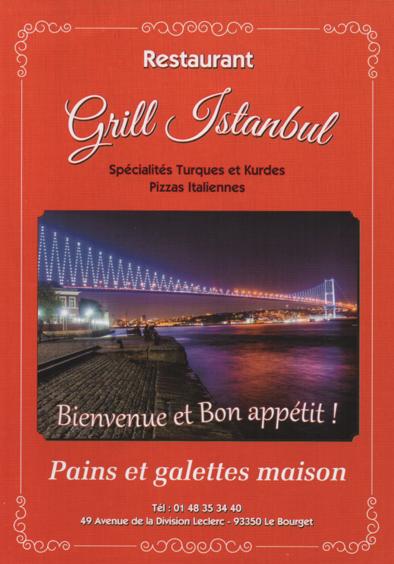 restaurant grill istanbul