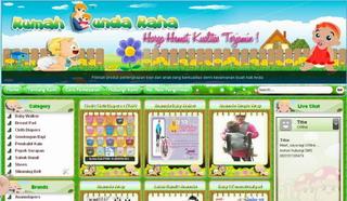 Toko Online Perlengkapan Ibu dan Anak