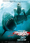 Shark Night 3D, Poster