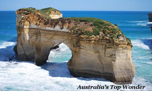 Twelve Apostles, Australia's Top Wonder
