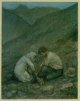 Dina-Kavkazskij-plennik-Tolstoj-obraz-harakteristika