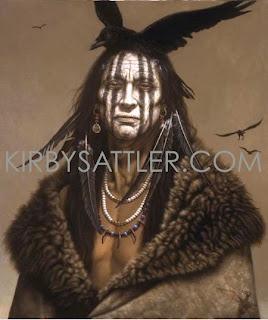 I Am Crow by Kirby Sattler