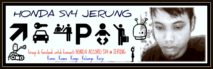 Honda SV4 Jerung
