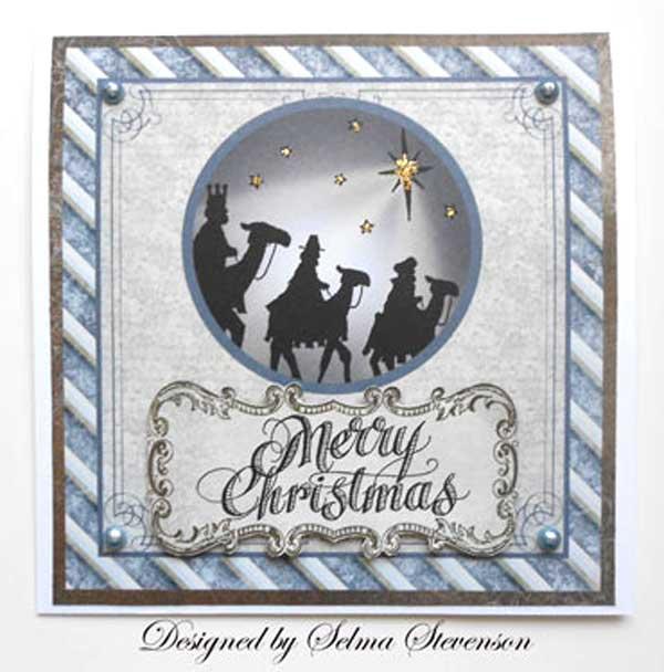 Joans Gardens NEW CHRISTMAS CARD COLLECTION BY HEARTFELT