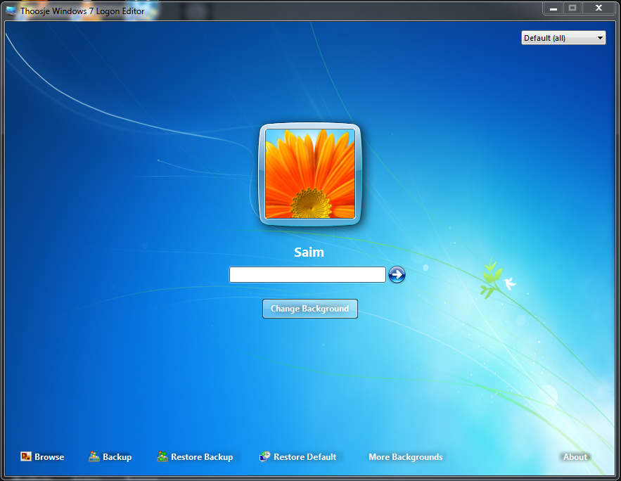how to change your screensaver on windows 7