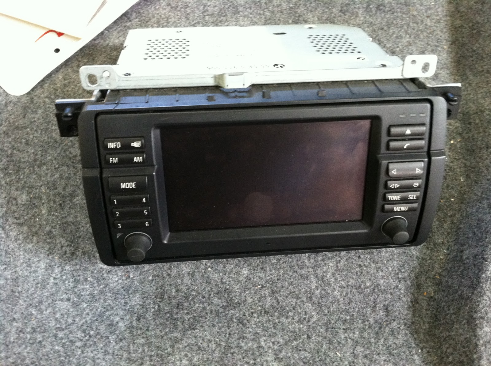 Bmw E46 Double Din Aftermarket on toyota replacement radios