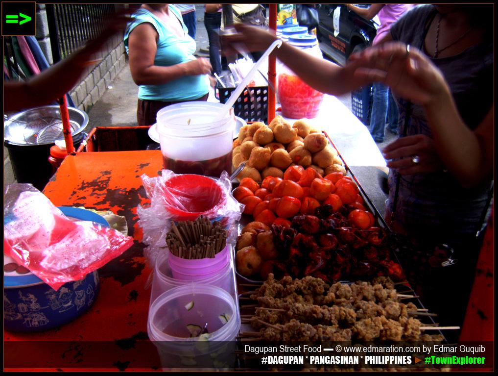 [DAGUPAN] Street Food