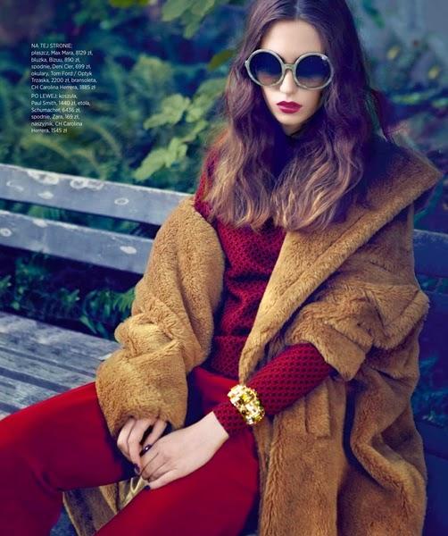 Max Mara AW 2013 Long Alpaca-Wool Coat 20 Looks