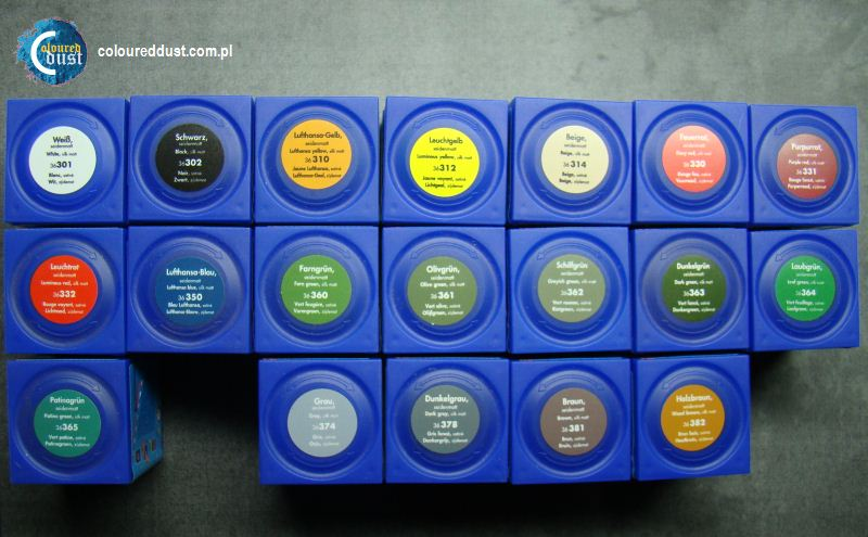 solid silk matt 20 colors - Revell Night Color