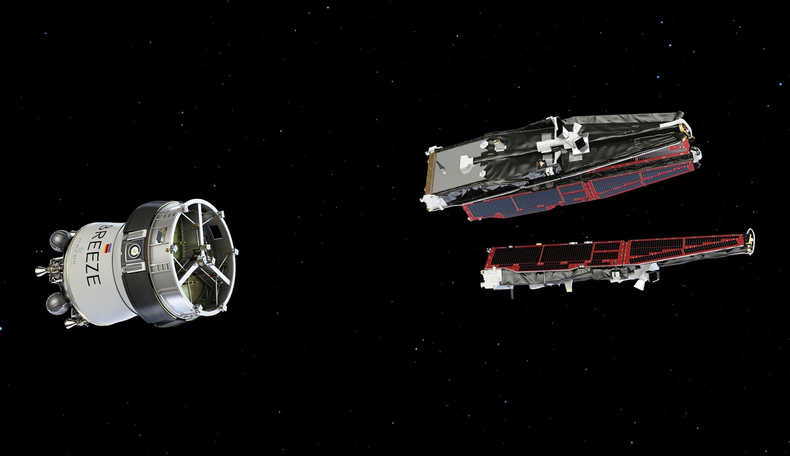 Astronomy And Space News Astro Watch Swarm Satellites