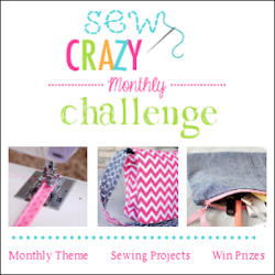 Sew Crazy Monthly Project