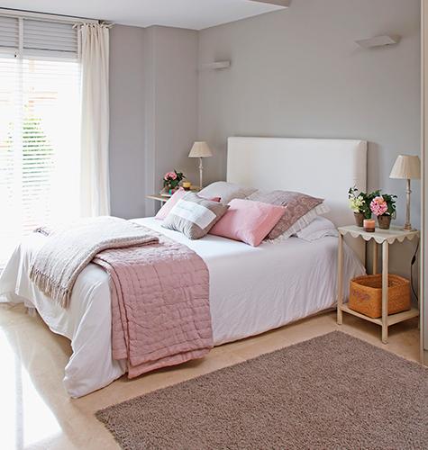Quali colori scegliere per arredare e tinteggiare la - Tinteggiare la camera da letto ...