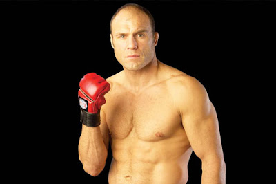 luchador profesional Randy Couture