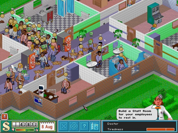theme-hospital-pc-screenshot-katarakt-tedavisi.com-4