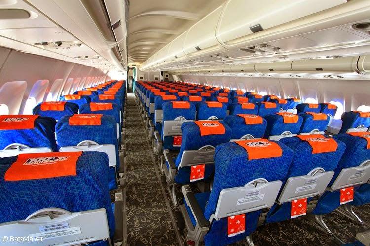 Cerita Hantu Seram Misteri Kursi Bernomor 13 Pesawat Batavia Air